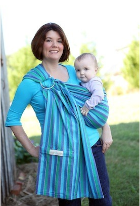Maya Wrap Comfort Fit Ring Sling