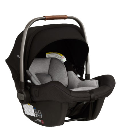 Nuna PIPA Lite Infant Car Seat Caviar