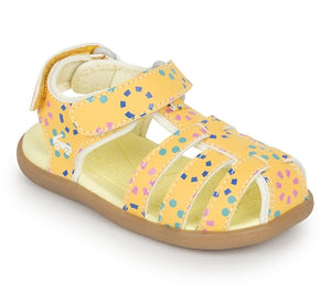See Kai Run - Fisherman Water Sandal Paley Yellow