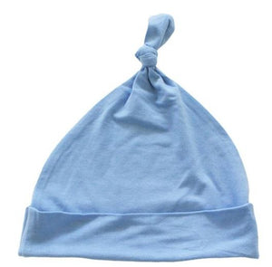 Kyte Baby Knotted Bamboo Hat - Sky