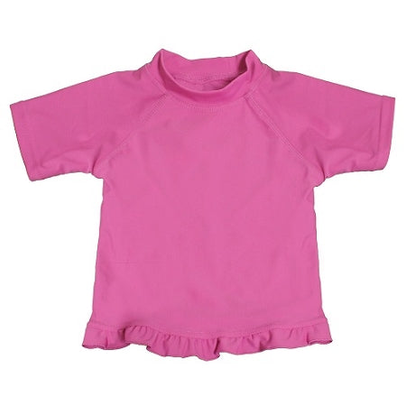 My Swim Baby Rash Guard UV Shirt - Pink