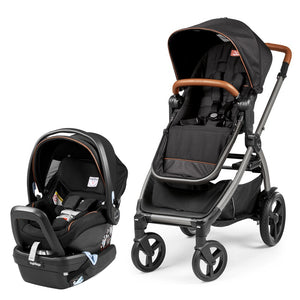 Agio by Peg Perego Z4 Stroller + Infant Car Seat Travel System