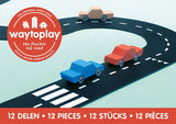 Waytoplay Toy Road Ringroad Play Set