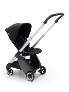 Bugaboo Ant Complete Stroller Aluminum Frame and Black Fabric