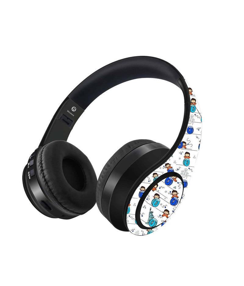 Stunning Bauua - Wireless Headphone