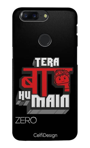Slim Case for 5T Tera Baap Hu Main