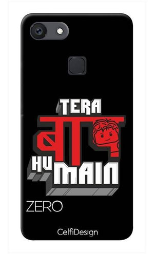 Slim Case for Vivo V7 Plus Tera Baap Hu Main