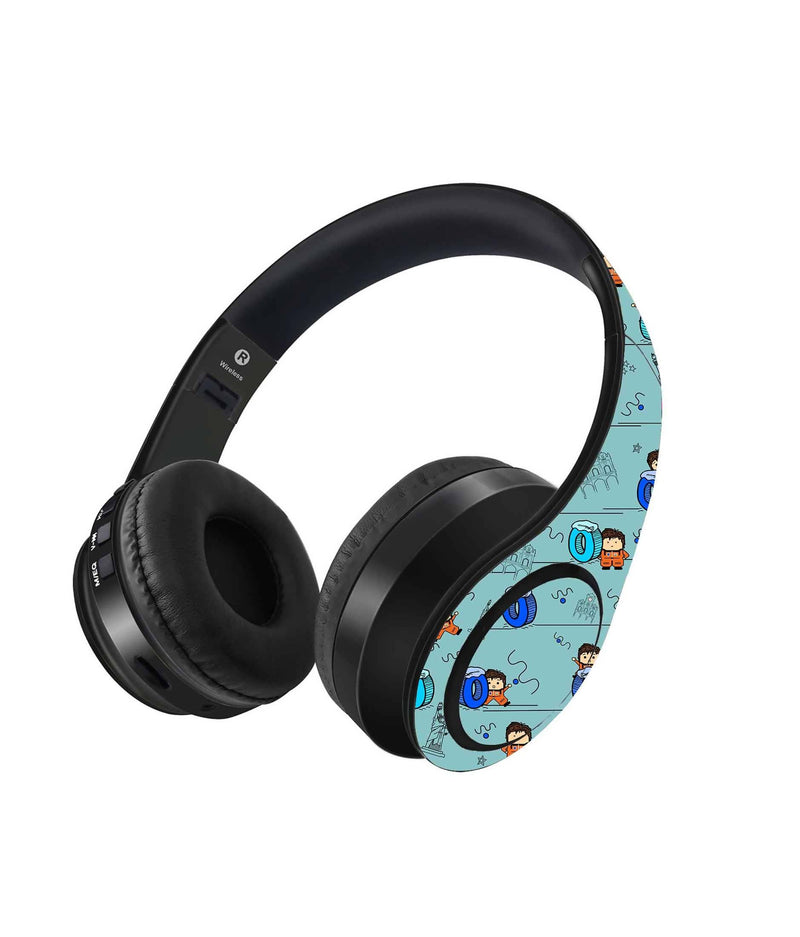 Stunning Style - Wireless Headphone