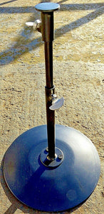 "Farriers Equipment Tools Hoof Stand | adj height 15""-25"" 