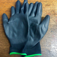 Load image into Gallery viewer, Horse Stable Gloves Riding | Yard Work Polyester Grip Polyurethane palm coating | All Sizes - Farriers Equipment Farriers Tools