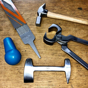 Farriers Equipment Tool Kits | Shoe Removal Kit & Hoof Trimming Kit - Farriers Equipment Farriers Tools