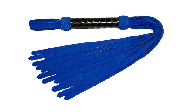 Classic Flogger - Blue Suede