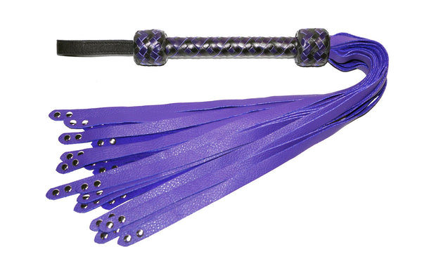 Rivet Tipped Flogger