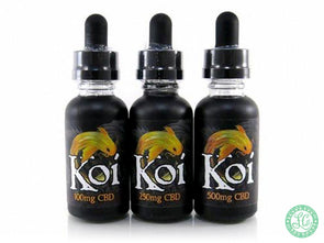 Koi - Gold Koi CBD - 30ml