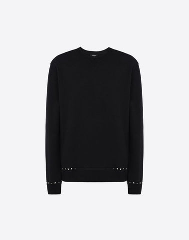 SWEAT-SHIRT ROCKSTUD UNTITLED