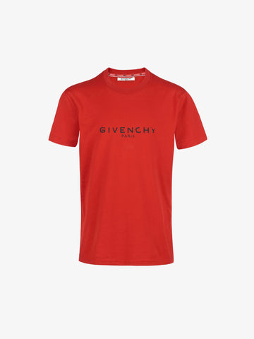 T-shirt slim GIVENCHY PARIS vintage