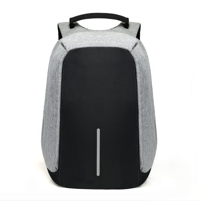 Anti-theft Backpack with Built-in USB Charger