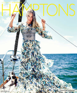 Bert Stern in Hamptons Magazine
