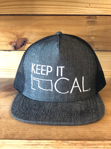 KEEP IT LOCAL SNAPBACK