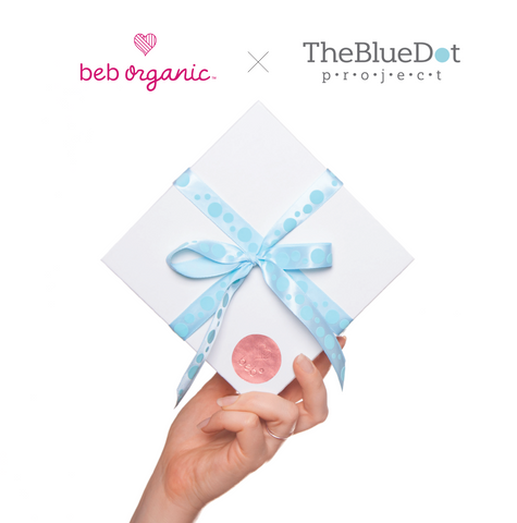 BEB Organic and The Blue Dot Project