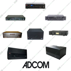 ADCOM  Ultimate owners & repair service manuals