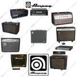 AMPEG Ultimate Repair, Service Schematics & User Manuals