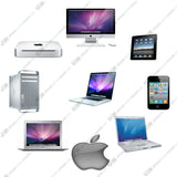 Apple  Ultimate repair, maintenance, service manuals  & schematics  ( 600 PDFs on DVD)