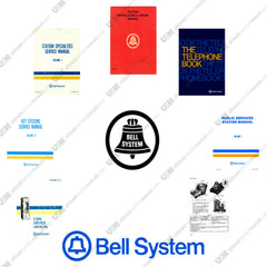 Bell System Practices  Service Repair Manuals Ultimate Collection on DVD
