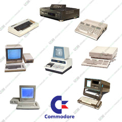 Commodore  Computers   Ultimate  Owners & repair service manuals on DVD