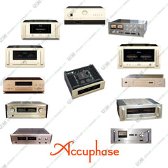 ACCUPHASE  Ultimate Schematics, Repair, Service & Operation Manuals, Brochures   340 PDF on DVD