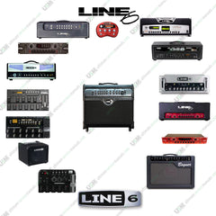 LINE 6  Audio  Ultimate Repair, Service Manuals & Schematics