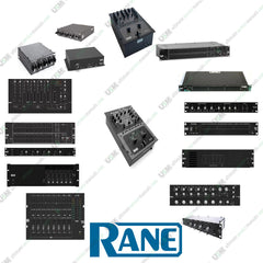 RANE Ultimate Repair, Service Schematics & User Manuals