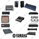 Yamaha Ultimate PRO Audio/Video repair service manuals   (385 manuals on 2 DVD)