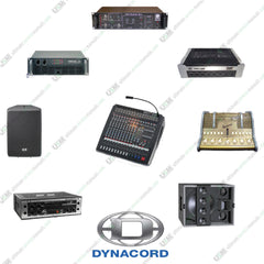 Dynacord Ultimate Repair, Service Schematics & Operation Manuals