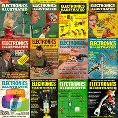 Electronics Illustrated Magazines Ultimate Collection (98PDF Issues on DVD)