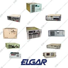 ELGAR   Ultimate  repair, service, maintenance & owner manuals