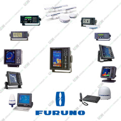 Furuno Ultimate Operator's Installation & Service Manuals on DVD