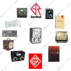 General Radio Compagny (GenRad)  Ultimate  repair, service, maintenance & owner manuals