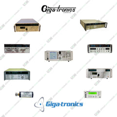 Giga-tronics  Ultimate Operation,  Repair, Maintenance & Service manuals on DVD