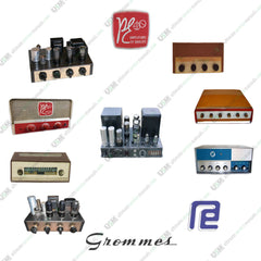 Grommes - Precision Electronics  Ultimate Repair, Service manuals & Schematics