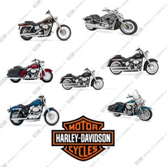 Harley Davidson  Ultimate Workshop Repair, Service Manuals on DVD