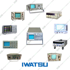 IWATSU Oscilloscope  Ultimate Operation Repair & Service manuals on DVD