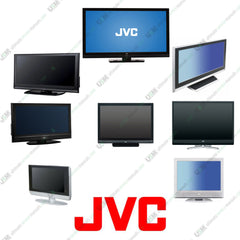 JVC   Ultimate TV LCD PLASMA LED repair service manuals