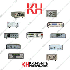 KROHN-HITE   Ultimate  repair, service, maintenance & owner manuals