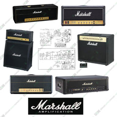 MARSHALL Ultimate Schematics  (no service manuals)