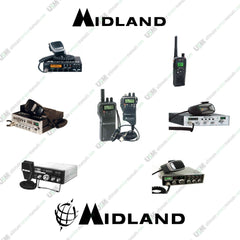 MIDLAND  Ultimate  Owner, Service  Repair Manuals & Schematics on DVD