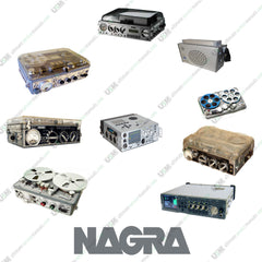 NAGRA  Ultimate owners & repair service schematics manuals