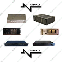 Nikko  Ultimate repair schematics & service manuals