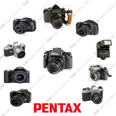 Pentax  Ultimate  Operation, Repair & Service Manuals