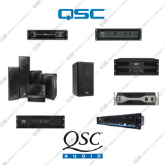 QSC AUDIO  Ultimate drawings, schematics,  repair service manuals